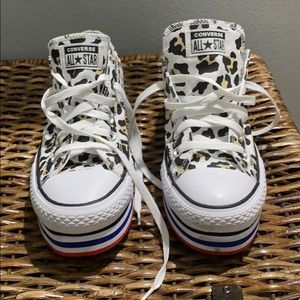 *WORN ONCE* Converse All ⭐️ Star